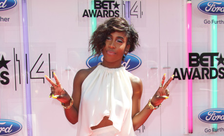 Sevyn Streeter BET Awards Photo