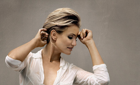 Cameron Diaz in Esquire: Yes to Nudity, No to Motherhood