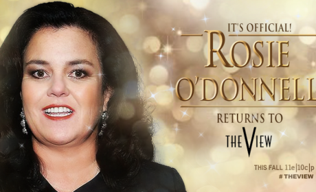 Rosie O'Donnell Returns!
