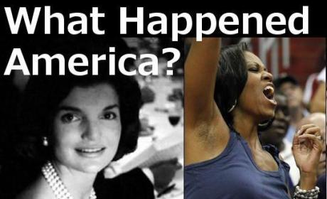 Michelle Obama-Jackie Kennedy Meme Generates Controversy