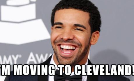 Drake's Following LeBron!