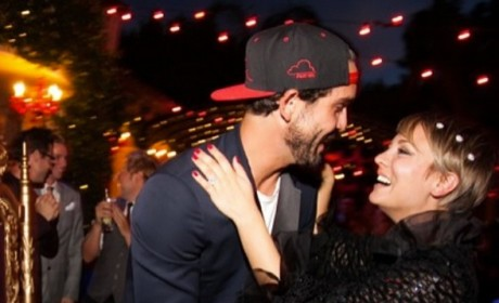 Kaley Cuoco Throws Ryan Sweeting Massive Surprise Birthday Party!