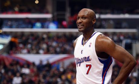 Lamar Odom: Released By New York Knicks!