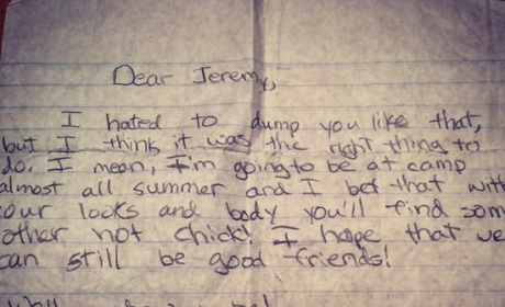 15 Most Absurd Breakup Letters Ever Written: How to Dump Someone in Style!
