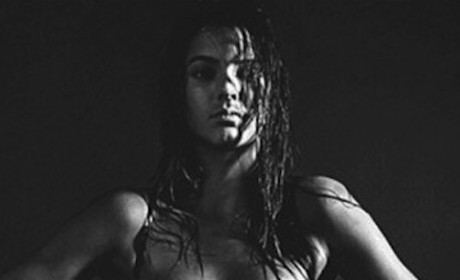 Kendall Jenner Lingerie Photo Steams Up Instagram!