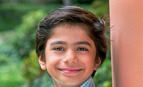 Neel Sethi Cast as Mowgli in Disney's The Jungle Book