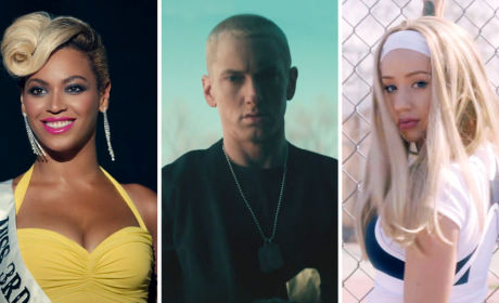 2014 MTV Video Music Awards: Nominations Revealed, Beyonce Leads the Way!