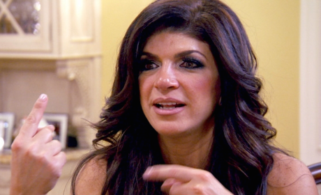 "Teresa Giudice to Serve Out Sentence at Cushy ""Camp Cupcake"""