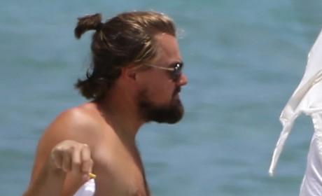 Leonardo DiCaprio Fat Photo