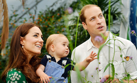 Kate Middleton: PREGNANT With Second Child, Palace Confirms!!