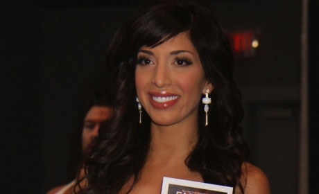 Farrah Abraham Wants to Be Christian Actress, Shills For Sex Tape Novel