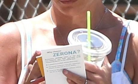 Britney Spears Zerona Photo
