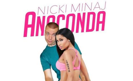 Nicki Minaj and Some Dude