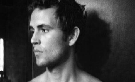 Nick Viall Shirtless
