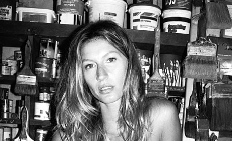 Gisele With No Makeup