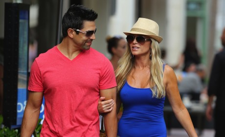 Tamra Barney and Eddie Judge: Marriage on the Rocks?