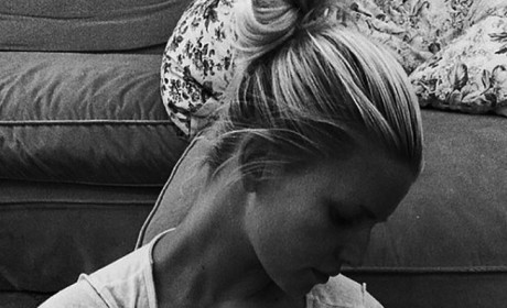 Jessica Simpson and Baby Pic