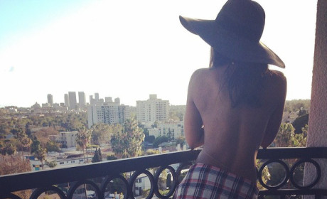 Kelly Rowland Topless