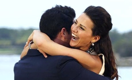 Andi and Josh Engaged