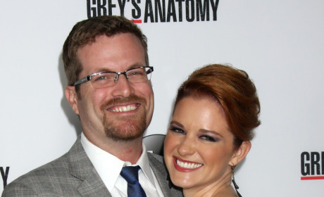 Sarah Drew: Pregnant with Baby #2!