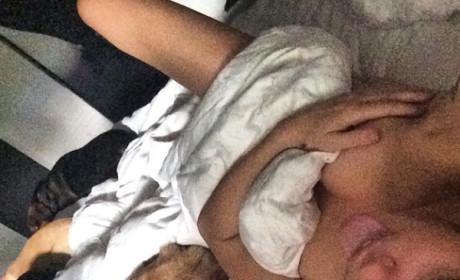 Miley Cyrus Nude Instagram Pic