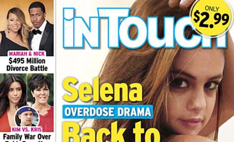 Selena Gomez Rehab Claim
