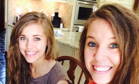 Jill Duggar-Jessa Duggar Feud Heats Up: Jessa Resents That Jill is Parents' Favorite, Source Claims