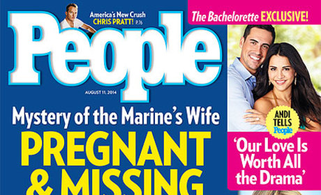 Erin Corwin, Missing Pregnant Marine Wife, Still Shrouded in Mystery as Investigation Continues