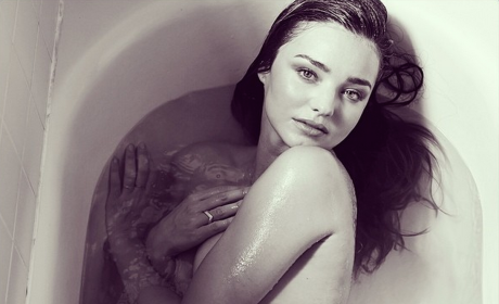 Miranda Kerr Topless Photo