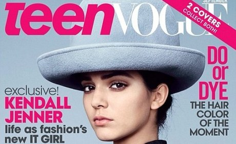 Kendall Jenner for Teen Vogue