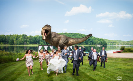 15 Uproarious Wedding Pictures: Why (Be) So Serious?