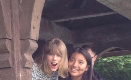 Taylor Swift Gives Fan $90 For Burritos, Continues to Re-Define Awesomeness