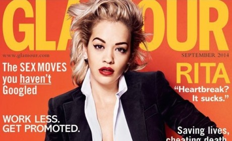 "Rita Ora Labels Calvin Harris Break-Up ""Inconvenient,"" Less Than Ideal"