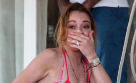 Lindsay Lohan Ordered to Re-Do 125 Hours of Community Service