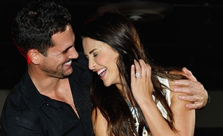 Andi Dorfman Throws Josh Murray Birthday Party, Continues Basking in Post-Bachelorette Bliss