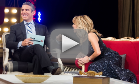 The Real Housewives of New York City Reunion Recap: Aviva Under Fire