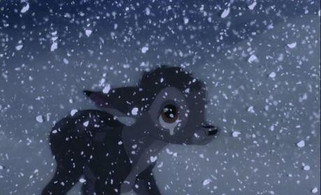 19 Most Depressing Disney Moments: R.I.P. Bambi's Mom!