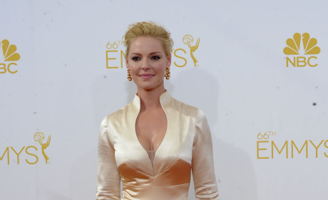 Katherine Heigl to Pose Nude For PETA?