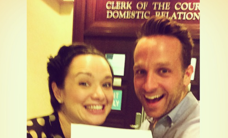Florida Couple Poses for First-Ever Divorce Selfie: We're Smiling Because It Happened!