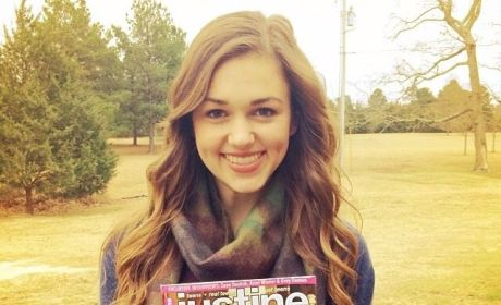 Sadie Robertson: Going Dancing With the Stars!