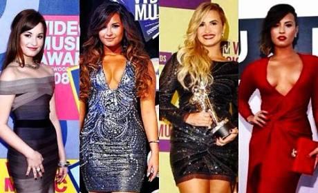 "Demi Lovato Reflects on Body Image Struggles, Finally Feels ""Beautiful"""