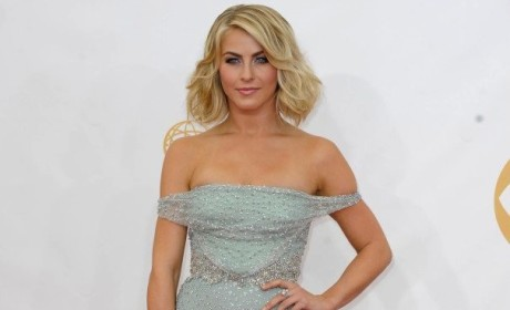 Julianne Hough at the Emmys