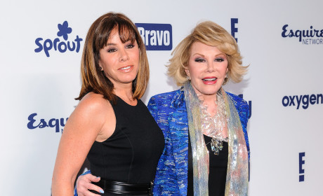 "Joan Rivers Gets Hair and Makeup Done While in Coma, Daughter ""Refuses to Acknowledge"" That She May Not Pull Through"