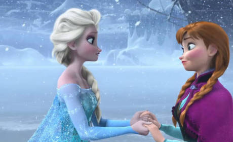 Frozen Sequel: In the Works!