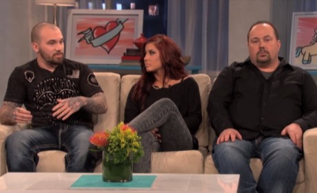 Adam Lind, Chelsea & Randy Houska CLASH at Teen Mom 2 Reunion Taping!