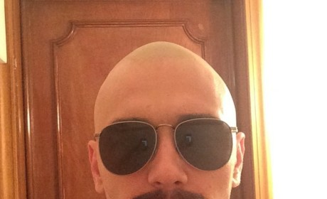 James Franco Goes Bald on Instagram: Love It or Loathe It?