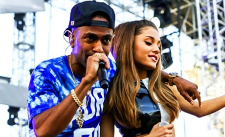 "Ariana Grande and Big Sean: ""Totally in Love,"" Spending the Holidays Together, Source Says"