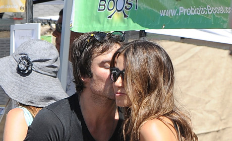 "Ian Somerhalder GOES OFF on Nikki Reed Haters, Defends ""Magical, Beautiful"" New Girlfriend"