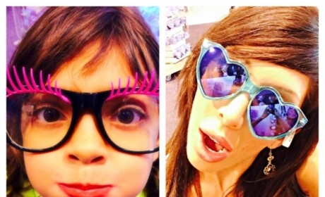 Farrah Abraham, Daughter Sophia Pic
