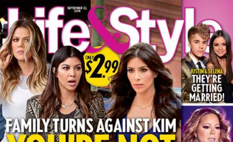 Kim Kardashian: Betrayed by Her Sisters?!?